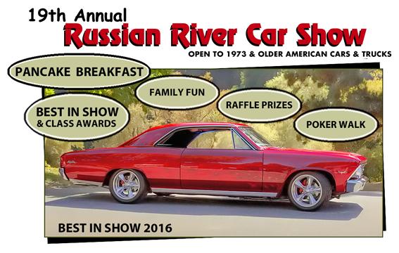 2017 Russian River Car Show