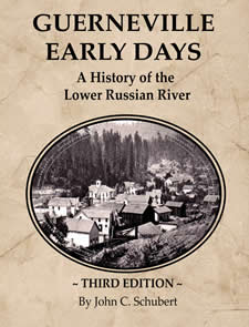 Guerneville Early Days Book